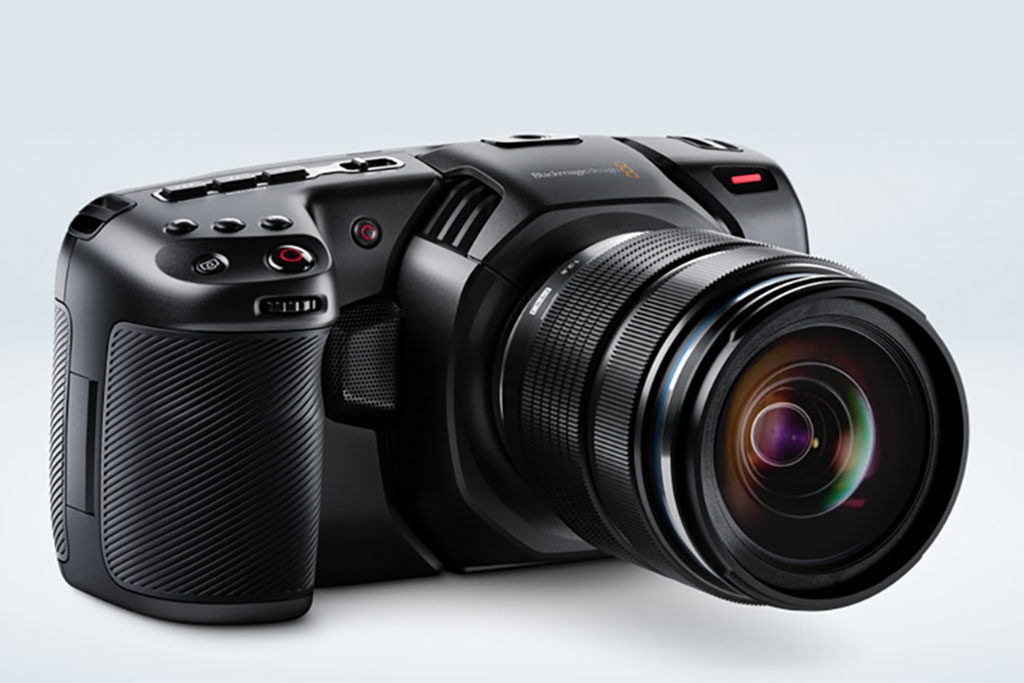 Blackmagic Pocket 4k Cinema Camera